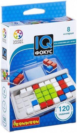 Настольная игра IQ-Фокус Акция!