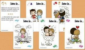 Настольная игра Love is...Комплименты