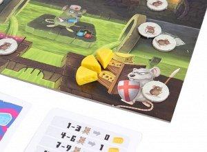 Настольная игра Война и сыр