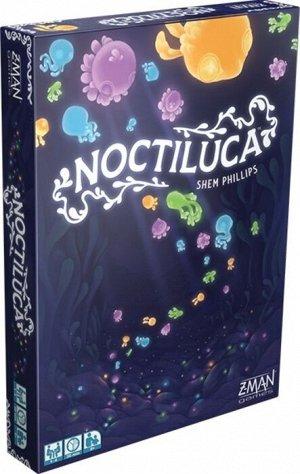 Настольная игра Noctiluca (Ночесветка) (на английском языке)