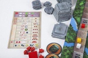 Настольная игра Тикаль
