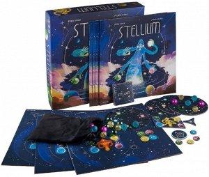 Настольная игра Стеллиум (локализация)