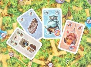 Настольная игра Гномы-вредители: Древние шахты