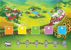 Настольная игра Солнечная долина