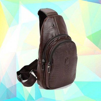 Кожаные сумки и рюкзаки по доступной цене!   — МУЖСКИЕ СУМКИ СЛИНГ — Спортивные сумки