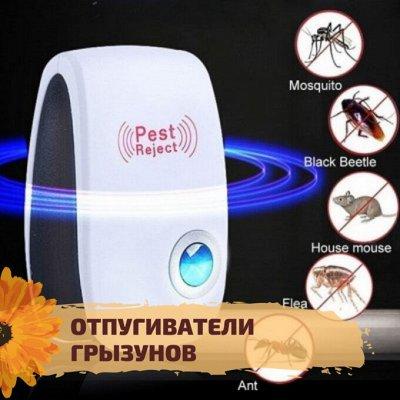 ✌ОптоFFкa✔️Все, что нужно для дома, дачи✔️ — Отпугиватели грызунов — Средства от тараканов, клопов, грызунов и насекомых