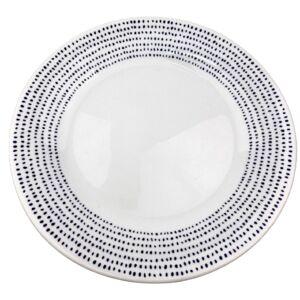 STRIPS Тарелка десертная, 18см, опаловое стекло 6/72