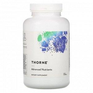 Thorne Research, усовершенствованный состав питательных веществ, 240 капсул