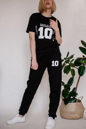 Женский костюм ЖК 019 (черный(10))