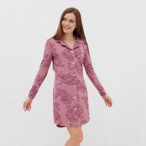 Платье-рубашка женское KAFTAN Wild р. 40-42