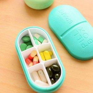 """Карманная таблетница """"Pill Box"""""""