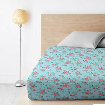 НОЧЬ НЕЖНА красивый домашний текстиль. Россия — Простыни на резинке Ширина 90-140 см — Простыни на резинке