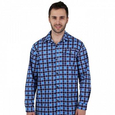 Оптима - уютный трикотаж по доступным ценам! Для всей семьи  — Рубашки — Рубашки
