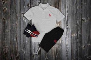 Костюм(футболка-поло и шорты)
