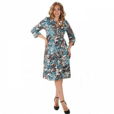 СИНЕЛЬ - Трикотажка для дома и Одежда на выход с 40 до 68 — Платья — Повседневные платья