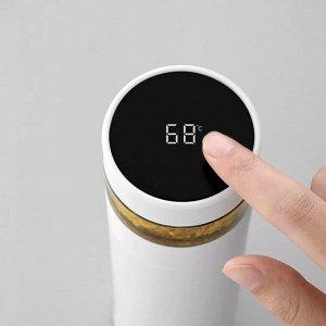 Термос-заварник с датчиком температуры