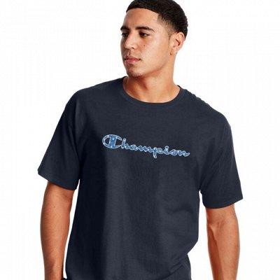 Champion - для всех!  Легендарный бренд США — Одежда мужская — Одежда