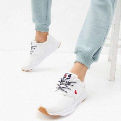 Champion - для всех!  Легендарный бренд США — Обувь женская — Для женщин