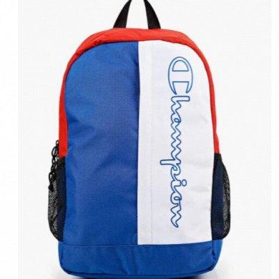 Champion - для всех!  Легендарный бренд США — Мешки, сумки, рюкзаки — Спортивные сумки