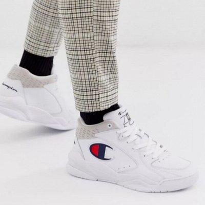 Champion - для всех!  Легендарный бренд США — Обувь мужская — Для мужчин
