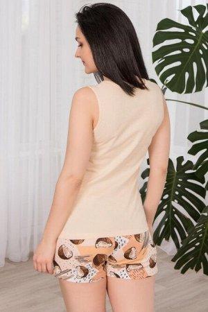 Пижама (майка+шорты), арт. 0734-29