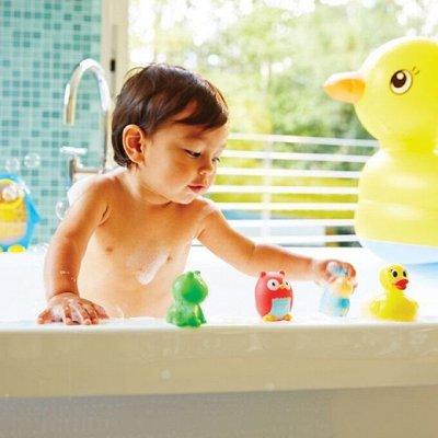 Веселое купание 😀 — Игрушки для ванной. Очень много ярких, разных. — Детская гигиена и уход