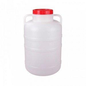 Канистра Канистра  25,0л [БОЧКА] Канистра изготовлена из прочного пищевого пластика и предназначена для транспортировки и хранения пищевых жидкостей. Изделие безопасно для здоровья, герметично, устойч