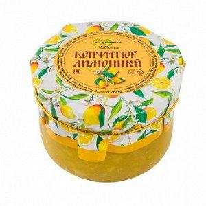"Конфитюр ""ЛИМОН"" 260 гр."