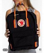 Подростковый рюкзак черный