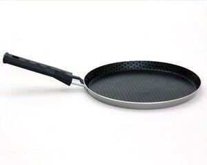 Сковорода блинная, 250 мм, АП, штамп. алюминий