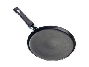 Сковорода блинная, 250 мм, АП, штамп. алюминий,