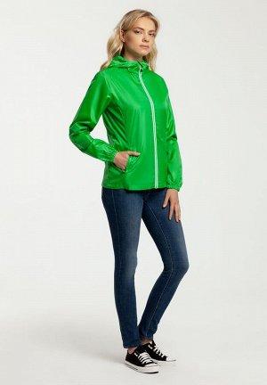 Ветровка женская FASTPLANT зеленое яблоко