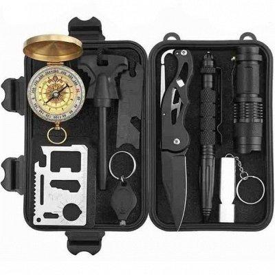 АБСОЛЮТ. Магазин полезных товаров  ! Покупай выгодно 👍    — Наборы для выживания (TRS) — Инструменты, ножи и фонари