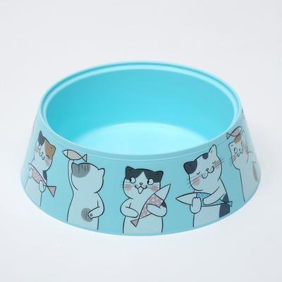 Товары для Любимцев. Уход, Содержание, Игрушки, Лакомства — Посуда для кошек
