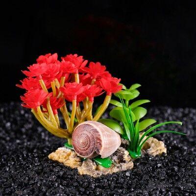 ЗооТовары. Уход за любимыми Питомцами. — Растения — Аксессуары для аквариумов