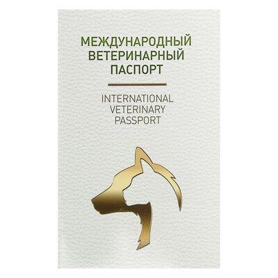 Товары для Любимцев. Уход, Содержание, Игрушки, Лакомства  — Ветеринарные паспорта — Аксессуары