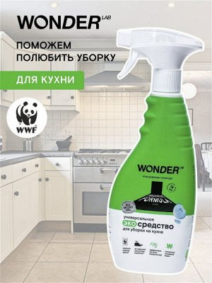 Универсальное экосредство для кухни WL 0,5 л 1/12