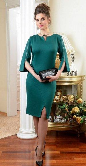 Арт. 7252Б платье с молниями Salvi