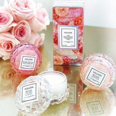 Аромасвечи VOLUSPA💕Волшебный аромат Вашего дома — Подарочные наборы — Свечи и подсвечники