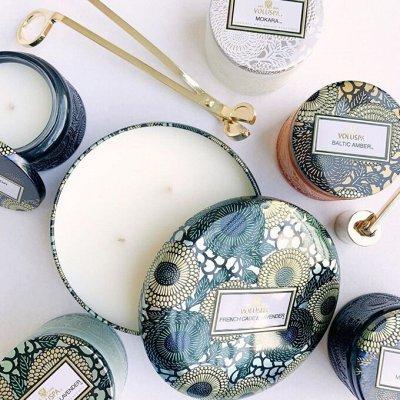 Аромасвечи VOLUSPA💕Волшебный аромат Вашего дома — Свечи VOLUSPA! Японская коллекция — Свечи и подсвечники