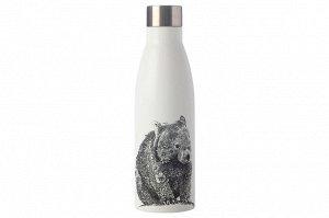 Термос-бутылка вакуумная Вомбат, 0,5 л