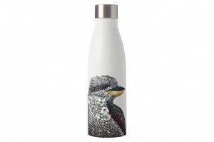 Термос-бутылка вакуумная Зимородок (цветной), 0,5 л