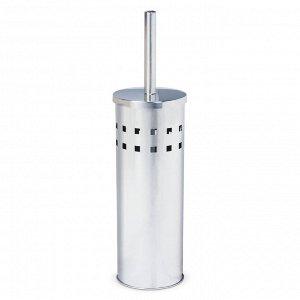Ерш для унитаза нерж. сталь, пластик /Арт-BL8982/ 35792-1/ 330872/ YW /DVL