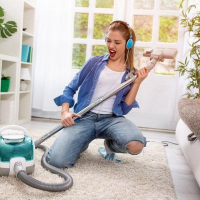 Идеальная хозяюшка❤️Всё что нужно для уборки  — Уборка под музыку — Аксессуары для электроники