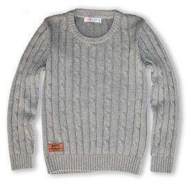 Пуловер с длинным рукавом для мальчиков