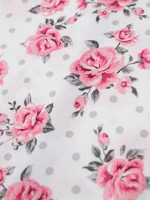 Песочник Состав: 100% хлопок  Сезон: Весна, Лето  Цвет: розовый, белый, светло-розовый  Год: 2021 *Песочник для девочки, 2 шт. в сете *плотная мягкая ткань из 100% хлопка *сохранение внешнего вида