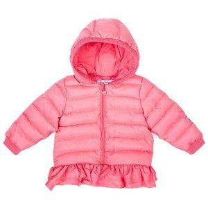 Куртка Состав: Верх- 100% полиэстер, Подкладка- 60% хлопок, 40% полиэстер, Наполнитель- 100% полиэстер, 250 г/м2 Цвет: розовый Год: 2021 *Куртка демисезонная PlayToday со следующими характеристиками: