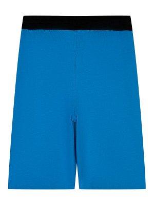 Шорты Состав: 95% хлопок, 5% эластан  Цвет: синий, черный, белый  Год: 2021 *Шорты трикотажные 2 шт. в сете *высокое содержание хлопка 95% *благодаря наличию эластана в составе ткани изделие проще