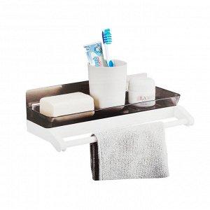 """Полочка для ванной """"Towel Bar"""" / 30,2 x 13 x 8,5 см"""