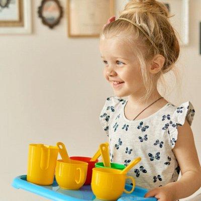 Полесье. Любимые игрушки. Наличие — Кухни, посудка, наборы продуктов — Игровая мебель